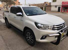 Toyota Hilux 2015 modelo 2016