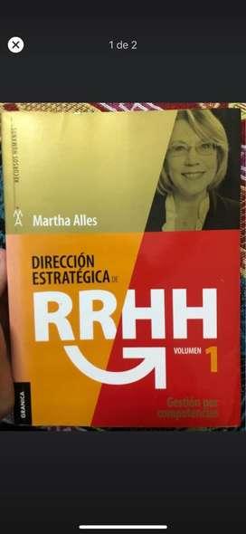 Libro Dirección Estratégica de RRHH Volumen 1