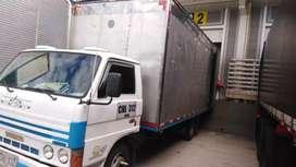 Trasteos de mudanzas en furgón con cobijas
