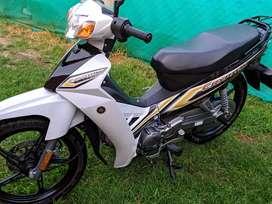 Yamaha new crypton 2018, 7mil km