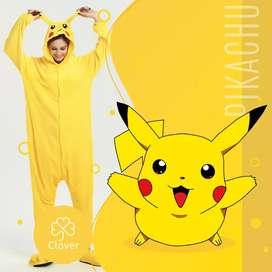 Pijama de Pikachu Kigurumi Original