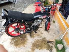 Vendo moto sukida stiff C150