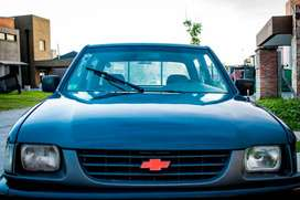 Chevrolet Luv doble cabina, modelo 98 2.5 Diesel, buen estado