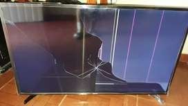 Vendo televisor para repuesto