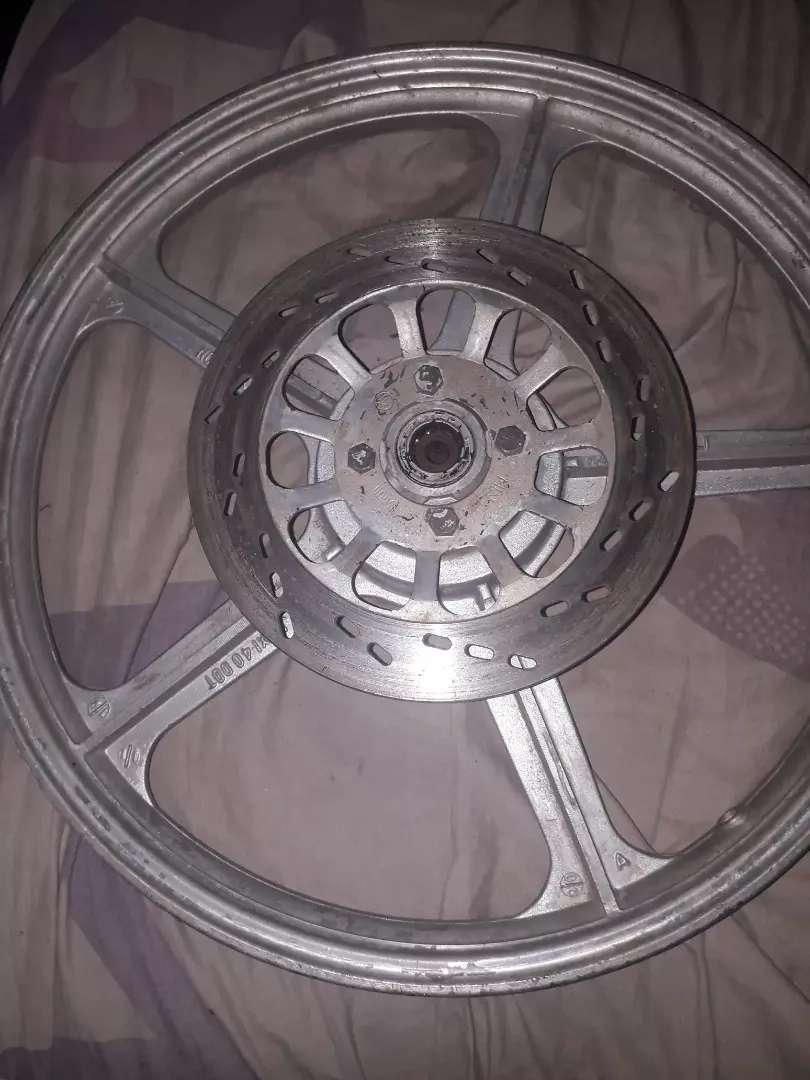 Vendo rueda 0