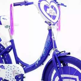Bicicleta gw angel Rin 16
