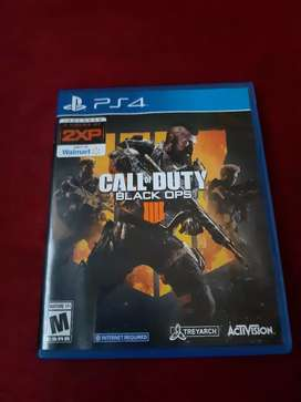 Cambio por psp 3000 (call of duty black ops 4 ps4)