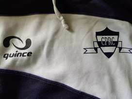 Conjunto Rugby VCPaz talle 10/12