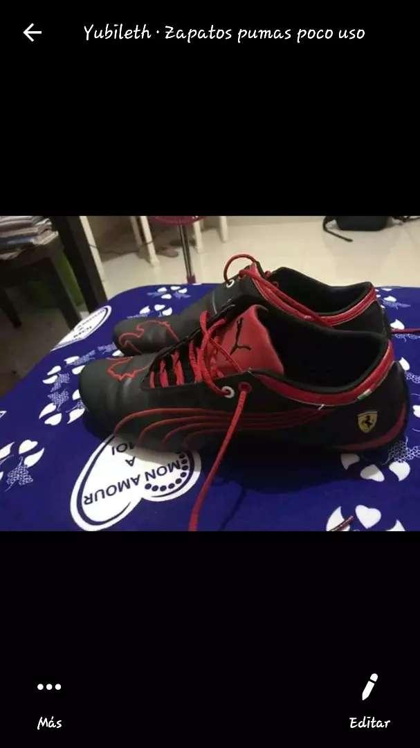Zapatos originales puma 0