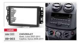 Consolas Del Chevrolet - Captiva