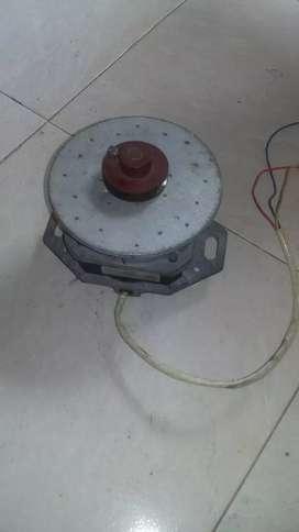 vendo motor de lavadora