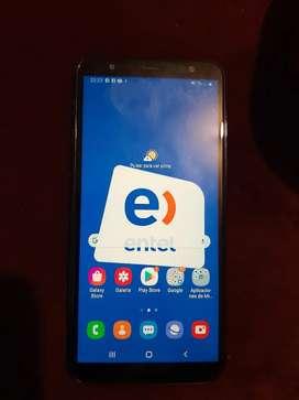 Vendo Smartphone Samsung J6 plus