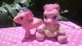 Pony y muñeca