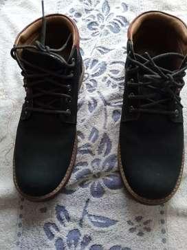 Zapatos tipo botín