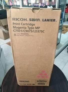 Tener magenta original Ricoh C7501 o equivalentes