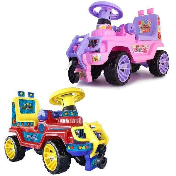 Montable Jeep Full editions Carro Juguete Niños Silla Abatible Nuevo 0