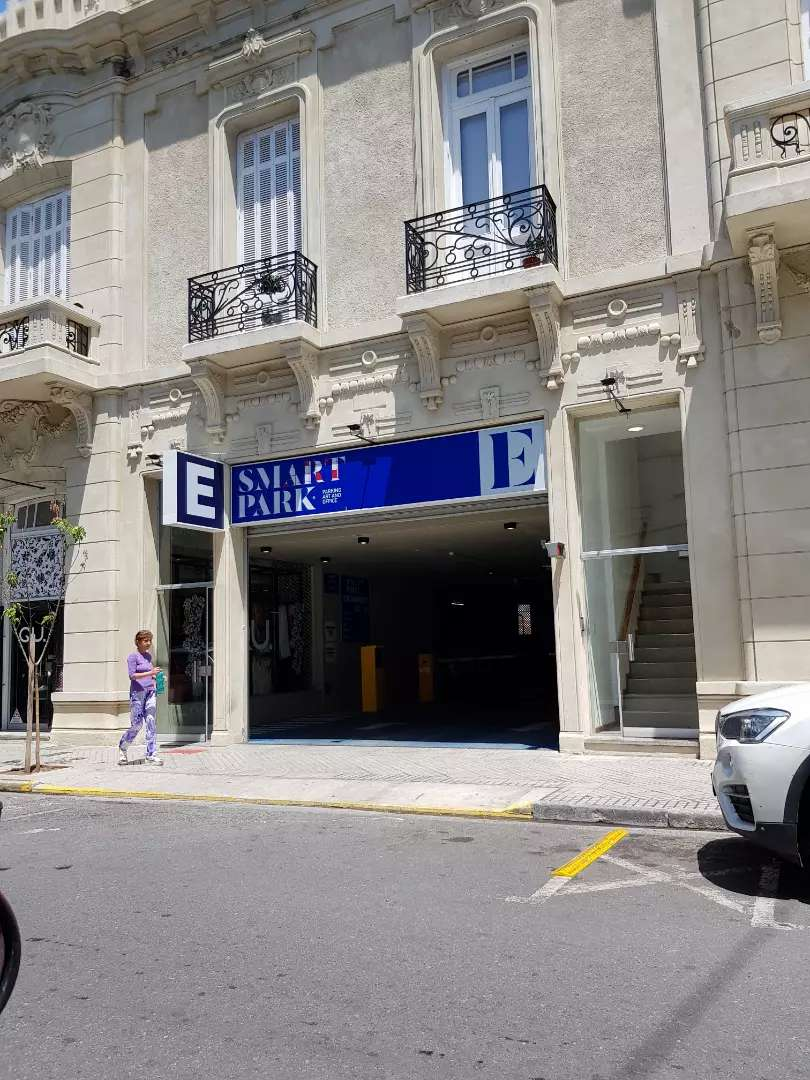Dueño Alquila Cocheras privadas Smart Park, calle España al 900 (entre Rioja y San Luis) 0