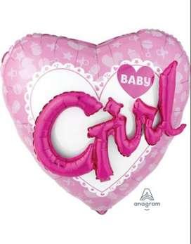 BABY GIRL - GLOBO