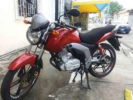 Asiento de moto gsx 125