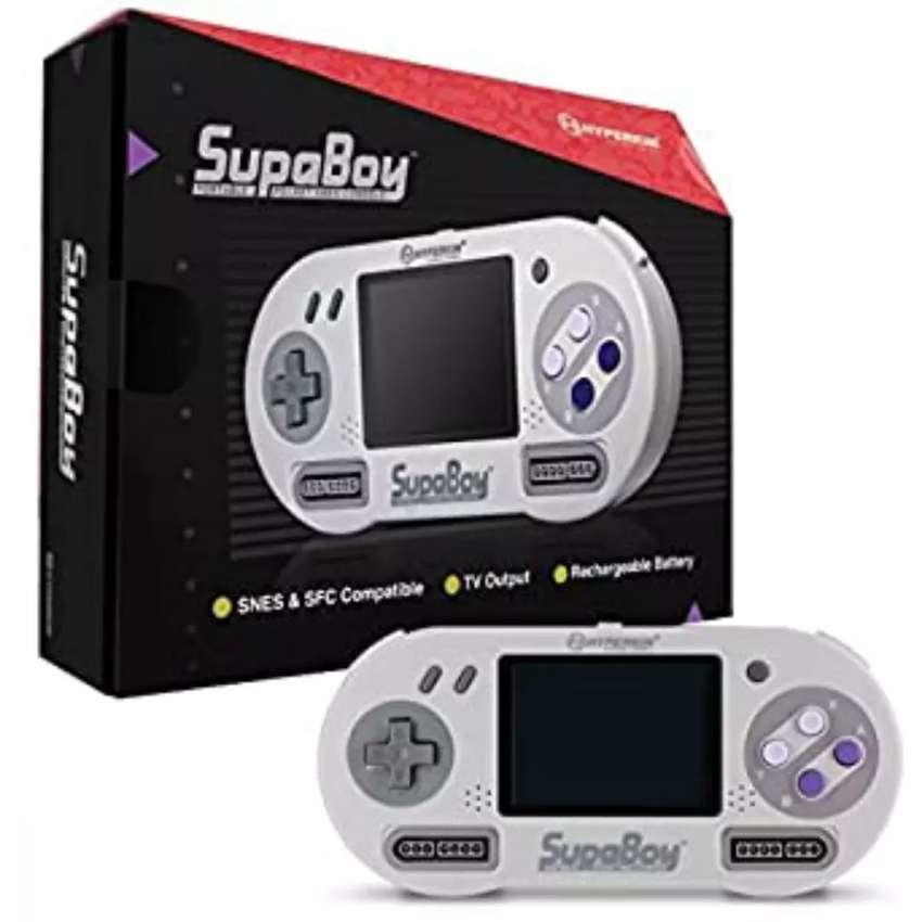 Nintendo Supaboy 0