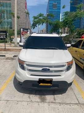 Venta Ford Explorer 2014