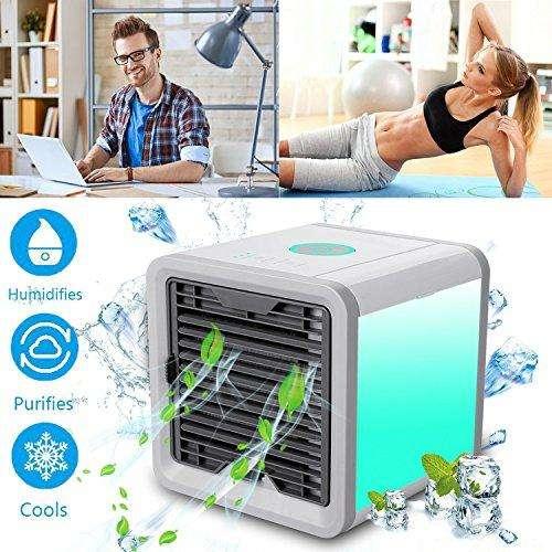 Ventilador Aire Enfriador Personal Portatil Cool Artic Air ORIGINALES - PARA ESTRENAR!!! 0