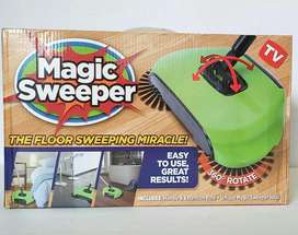 ESCOBA MAGIC SWEEPER Q130+ ENVIÓ PAGA CUANDO RECIBE