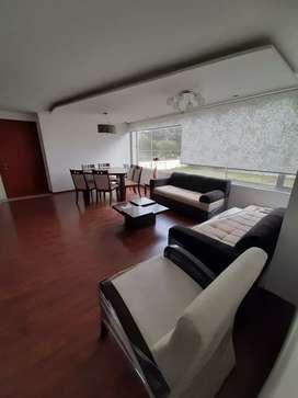 Alquiler / Renta / Arriendo departamento 3 habitaciones sector La Carolina, Amazonas, Naciones Unidas