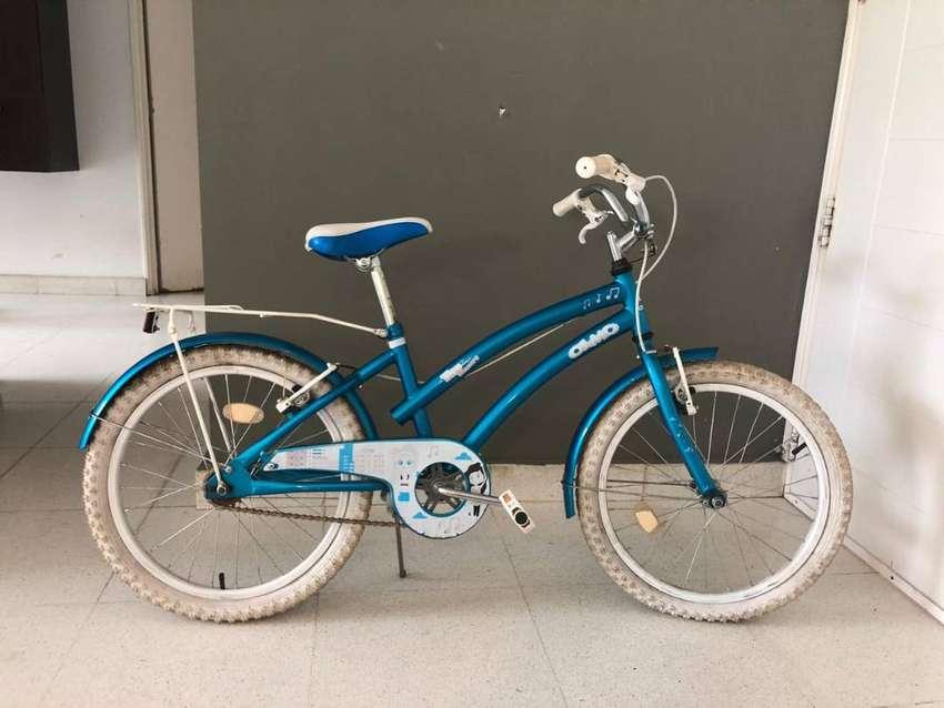 Bcicicleta marca Olmo rodado 20, modelo Tiny 0