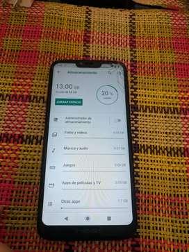 Motorola moto g7 Power ver descripción