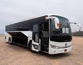 Bus Yutong 53 pasajeros transporte de personal
