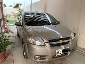 Chevrolet aveo emotion de oportunidad (Precio Negociable)