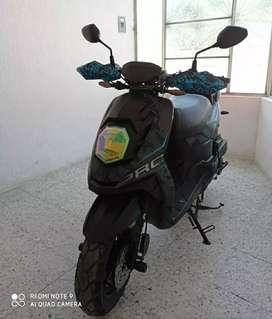 Moto Dynamic Pro Camuflada CBS