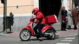 Se Necesita Repartidores (Para Delivery motorizado))