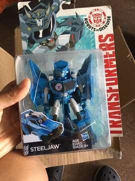 Steel jaw transformers caja nueva sellada fabrica