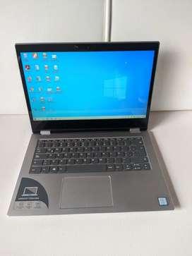 Vendo portátil marca Lenovo pantalla de 14 pulgadas.