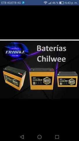 Baterias Moto Y Bicicleta Electricas