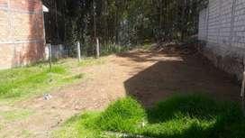 Vendo lindo terreno en Monay