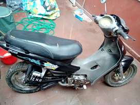 Vendo moto para repuesto o restaurar