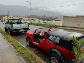 Se vende Fiat 127 para repuestos
