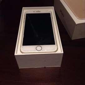 Vendo iphone 7 de 32 GB con mica de vidrio