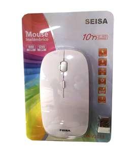 Mouse Ratón Inalambrico Nano Receptor Usb