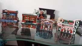 Casas Coleccionable de Cocacola Original