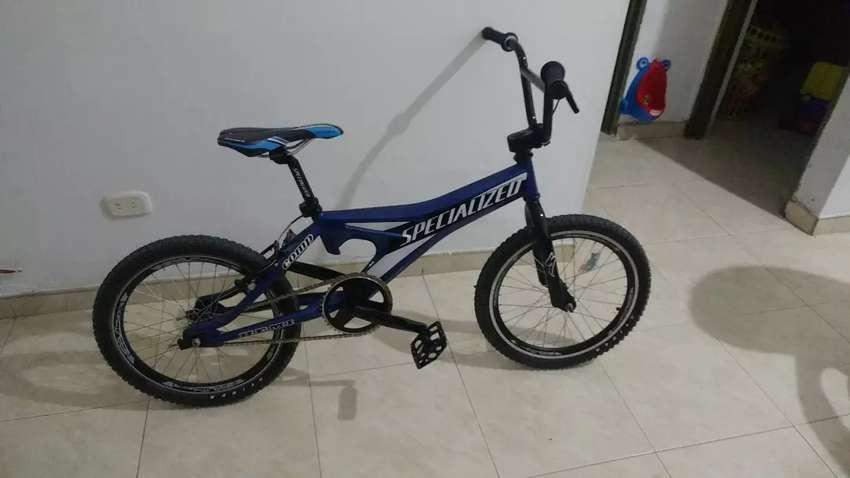 Bicicleta spezialized hemi mx cromilii 0