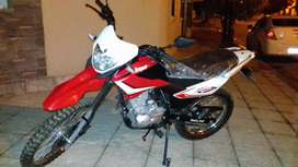 URGENTE VENDO MOTOMEL SKUA 150