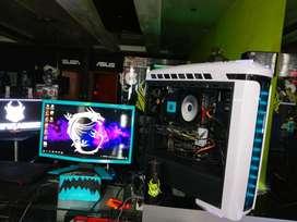 Pc Gamer Intel I5 6500 Rx 560 Strix Ram