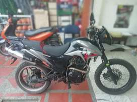 Akt Ttr 125 2015, Doble Freno de Disco