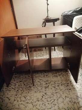 Mueble de Biblioteca con Repisas