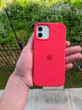 iPhone 12 - 256GB -(vendo o cambio)- Color verde - batería 100%