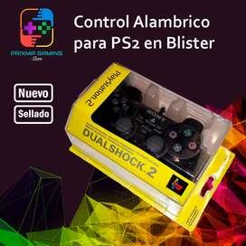 Control de PS2 alámbrico en blister